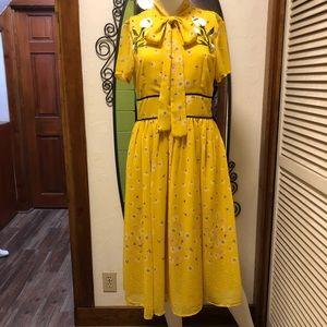 New eShatki Yellow Floral 8